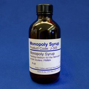 J-305 Monopoly Syrup